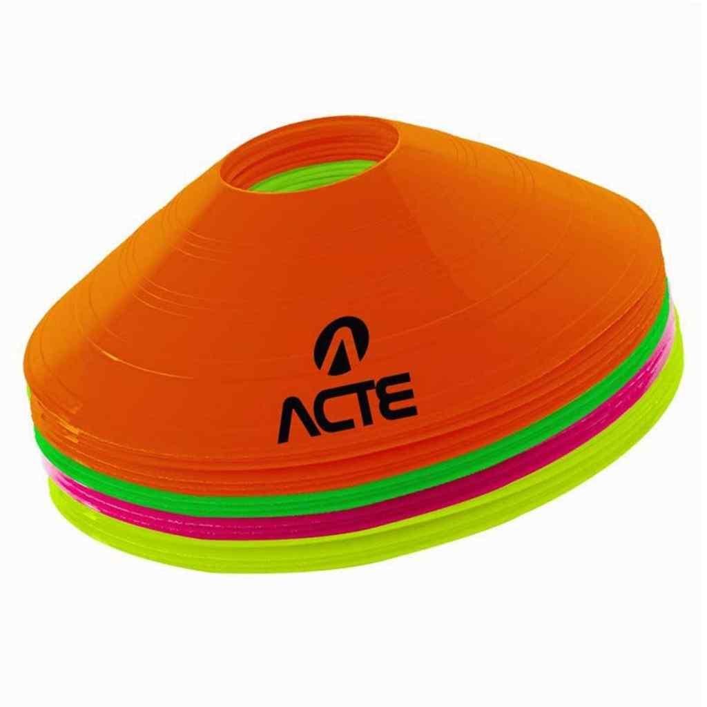 Amparar BH - Cones Agilidade Acte Sports Chapéu Chinês - Cones Agilidade Acte Sports Chapéu Chinês