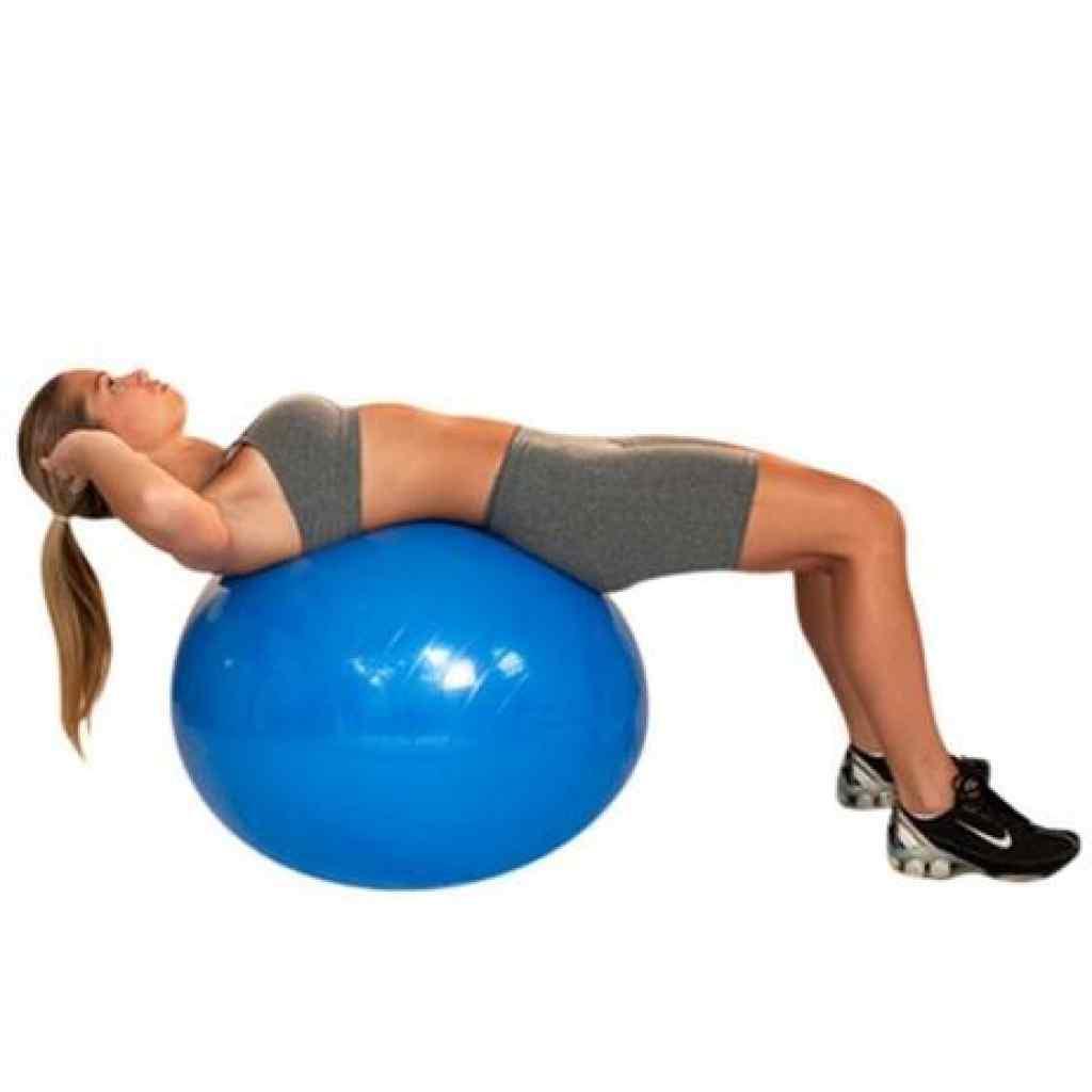 Amparar BH - Bola de Pilates Ginastica Gym Ball 65Cm T9 Acte Sports - Bola de Pilates Ginastica Gym Ball 65Cm T9 Acte Sports