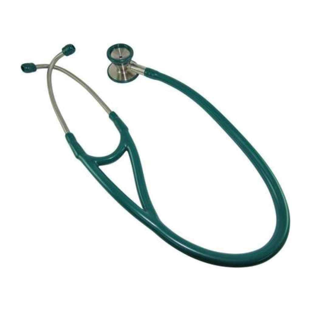 Amparar BH - Estetoscópio Cardiológico Verde - Advantive - Estetoscópio Cardiológico Verde - Advantive
