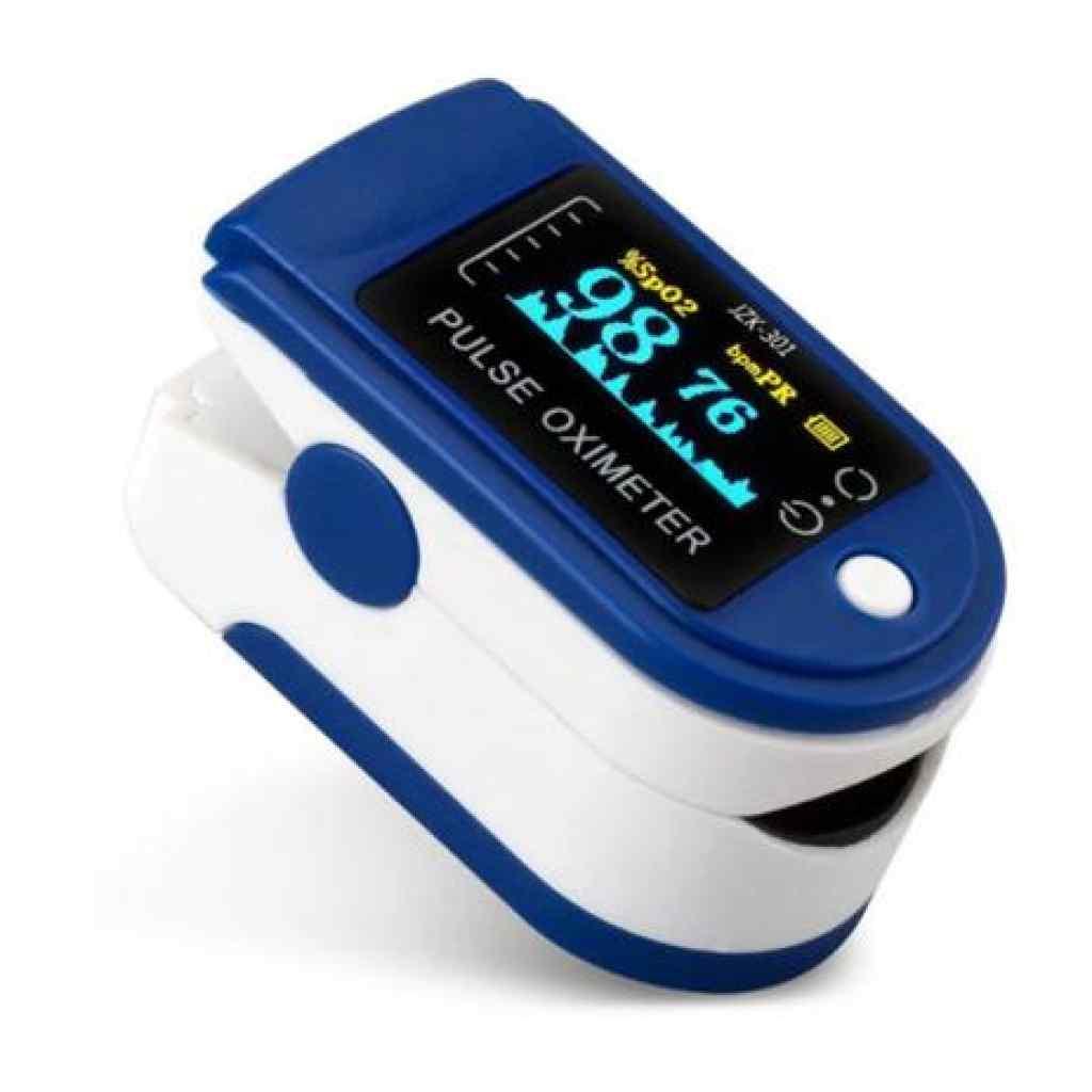 Amparar BH - Oxímetro de Dedo JZX-301 - Supermedy - Oxímetro de pulso de Dedo BM1000 - Stra Medica