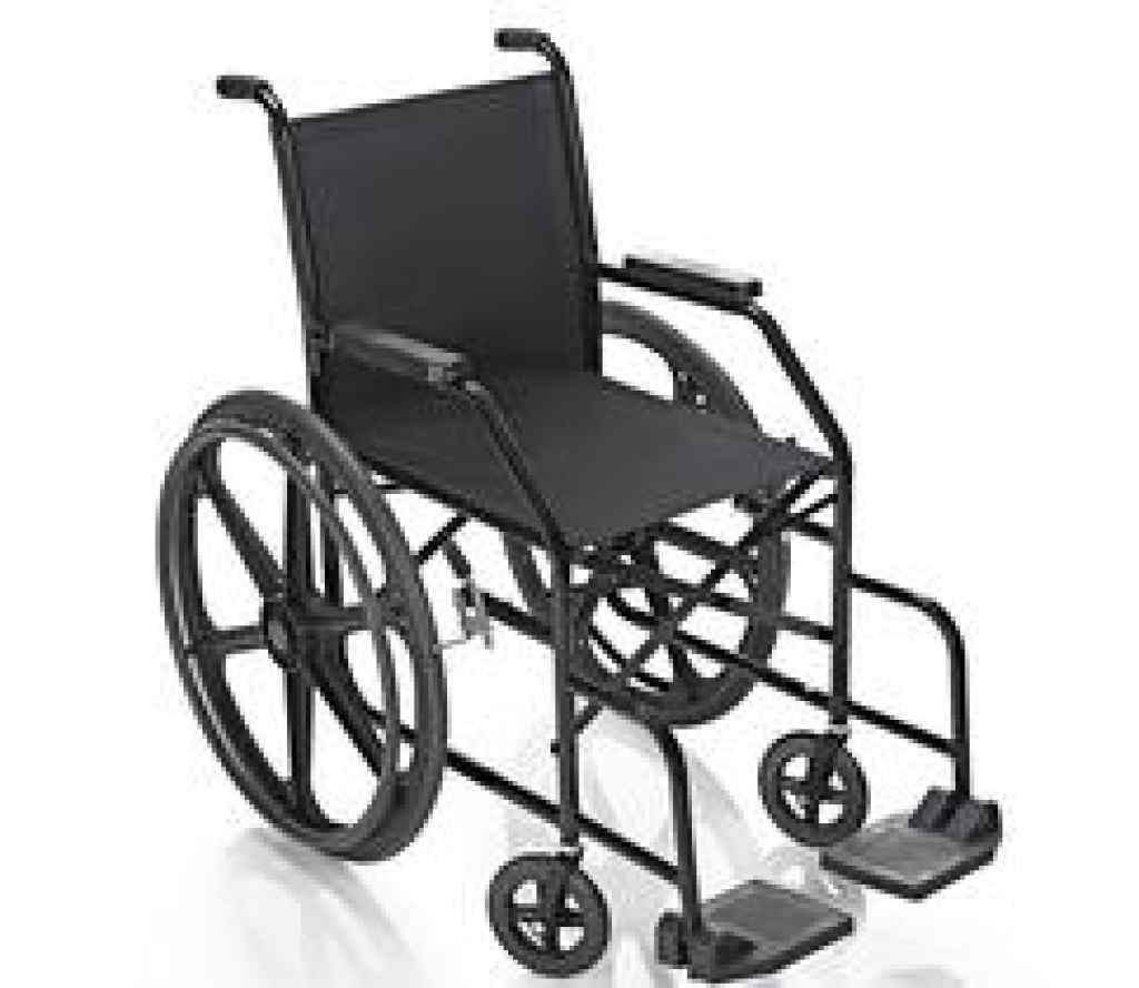 Amparar BH - Cadeira de Rodas 40cm simples Prolife PL 001 OBS: ALUGUEL 70,00 por 30 dias - Cadeira de Rodas 40cm simples Prolife PL 001