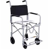 Amparar BH - Cadeira De Banho Higienica Dobravel Cds Cinza - Cadeira De Banho Higienica Dobravel Cds Cinza