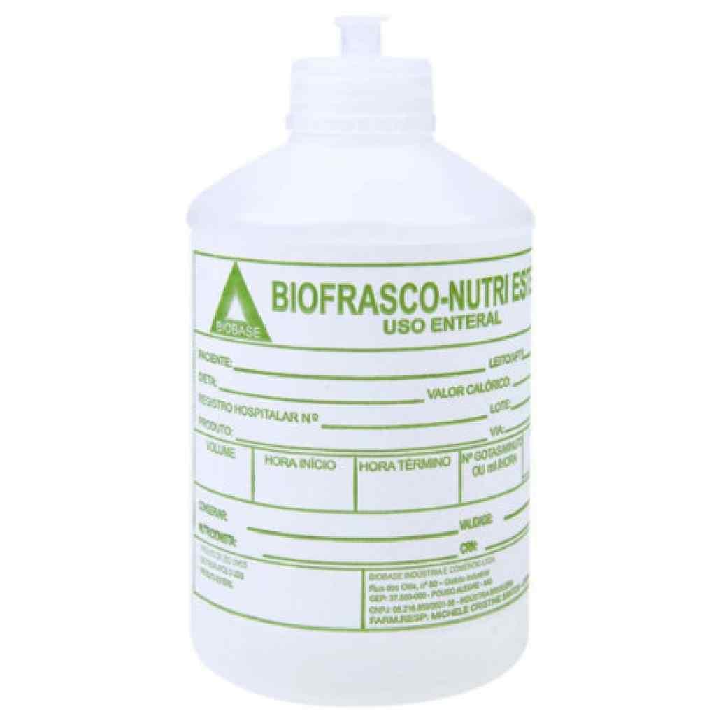 Amparar BH - FRASCO NUTRIÇÃO 300 ML- BIOBASE - FRASCO NUTRIÇÃO ENTERAL 300ML BIOBASE