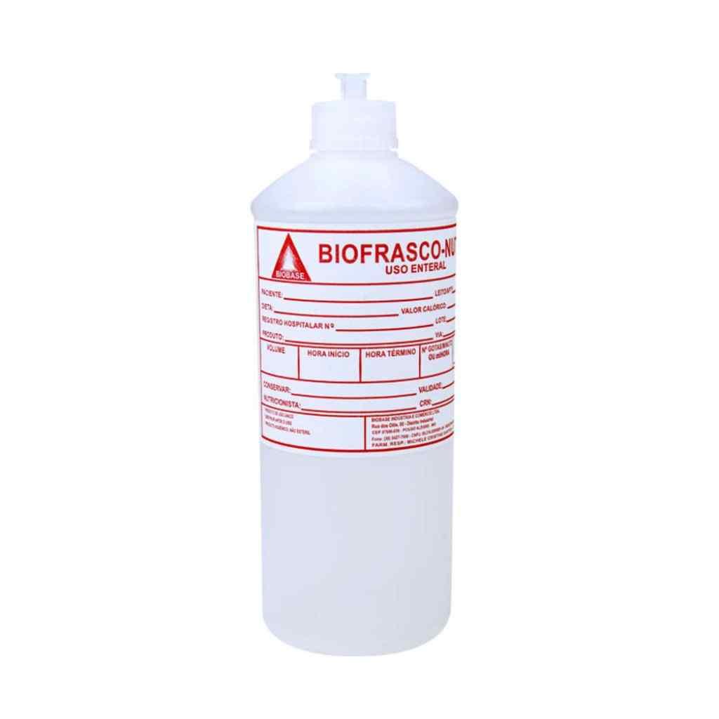 Amparar BH - FRASCO NUTRIÇÃO 500 ML- BIOBASE - Frasco nutrição enteral 500ml - biobase