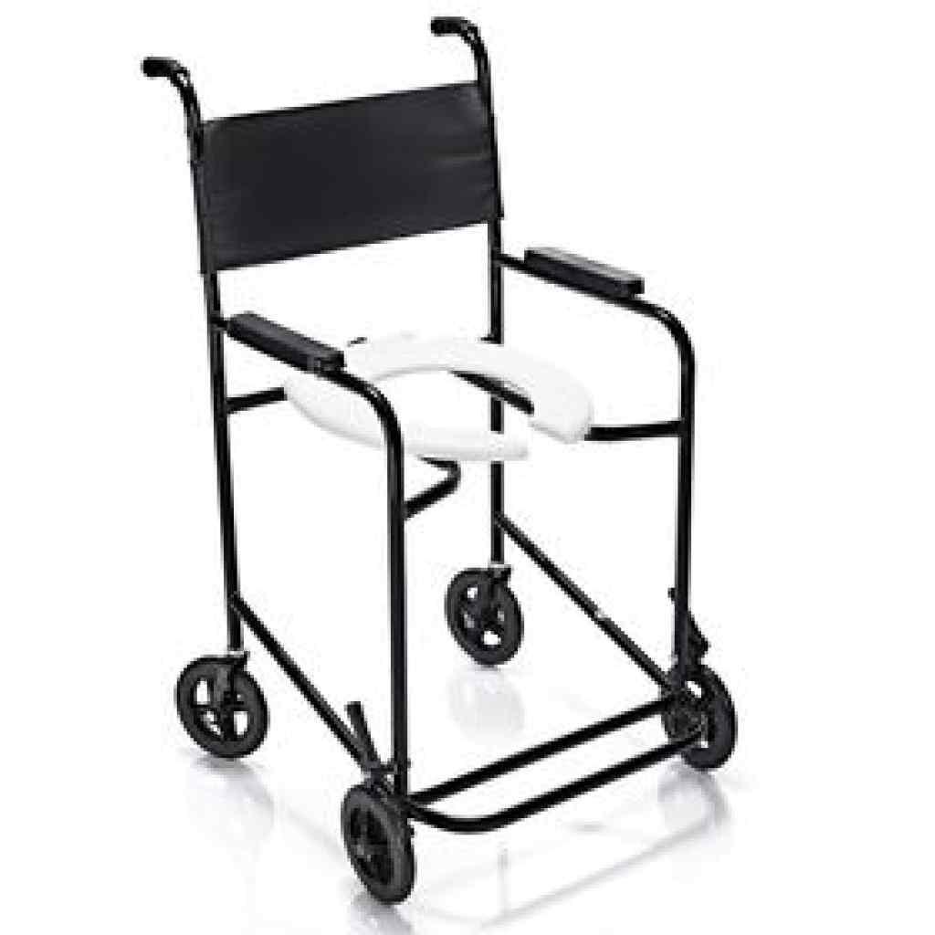 Amparar BH - Cadeira de Banho 100Kg Semi Obeso PL-2000 - Prolife - Cadeira de Banho 100Kg Semi Obeso PL-2000 - Prolife