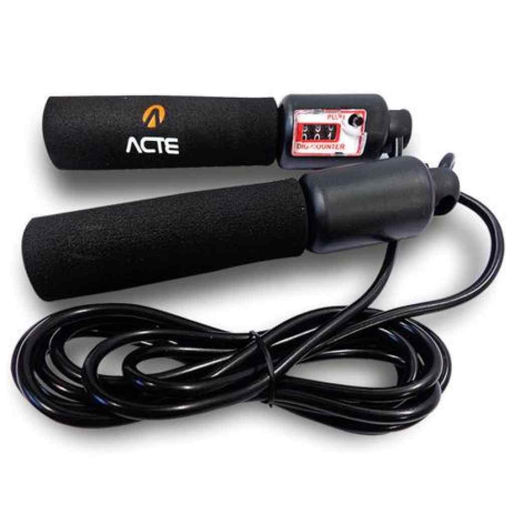 Amparar BH - Corda De Pular Com Contador T2 Acte Sports - Corda De Pular Com Contador T2 Acte Sports