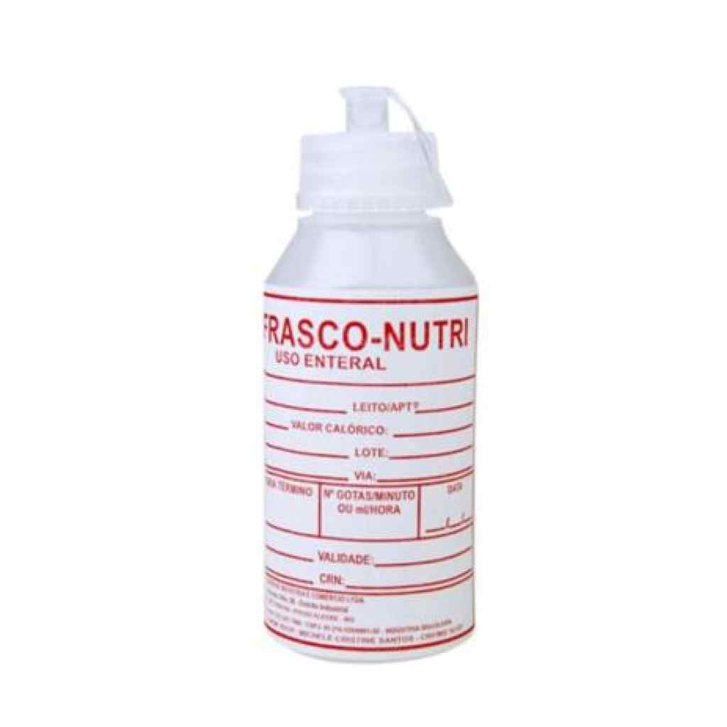 Amparar BH - FRASCO NUTRIÇÃO 100 ML- BIOBASE - Bio Frasco Nutri-Enteral 100ml BioBase